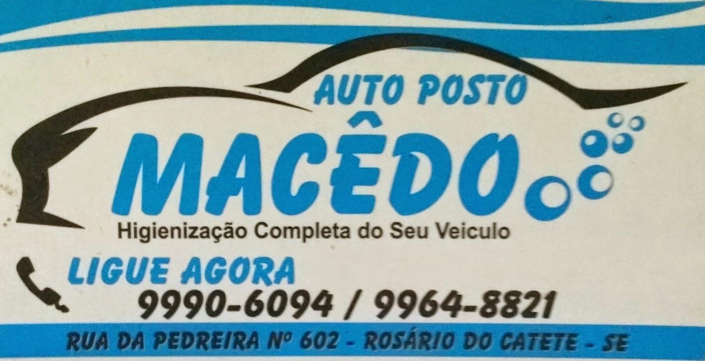 AUTO POSTO MACÊDO - ROSÁRIO