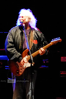 David Crosby, of Crosby, Stills and Nash. Perth 2007. Copyright Sheldon Levis 2011