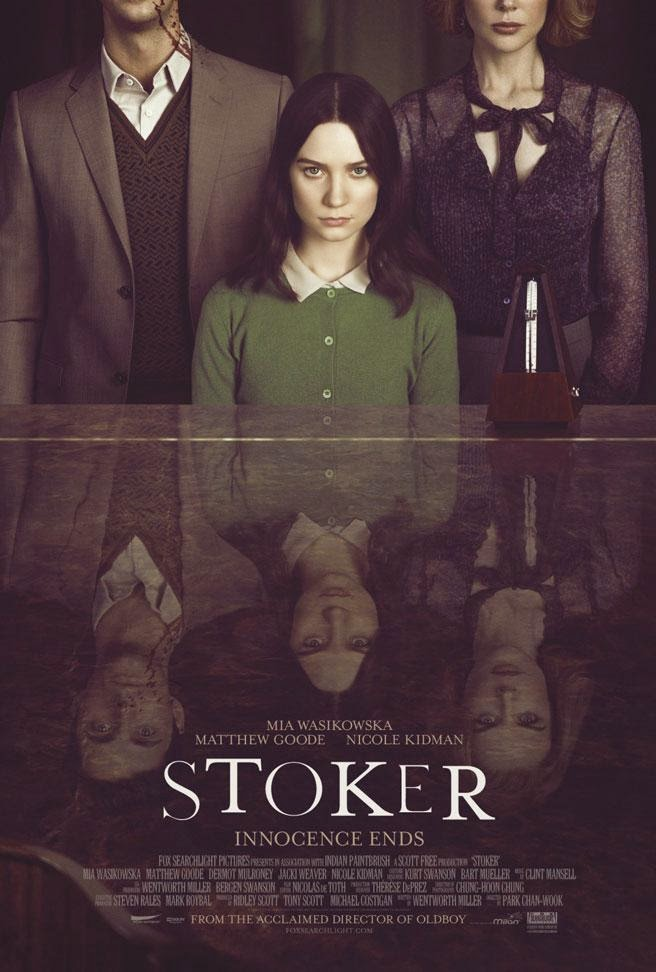 Stoker, Park, Chan-wook