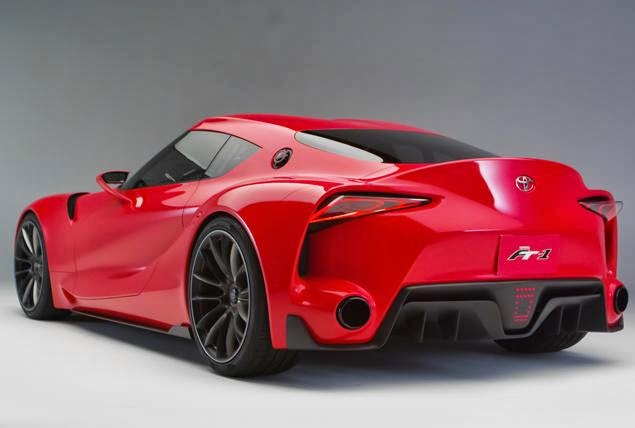 Toyota Sports Cars D Wallpapers And Photos