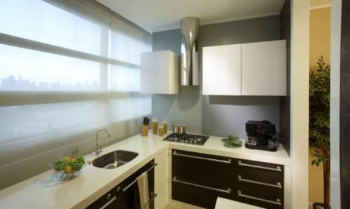 Small Condo Kitchen Design Ideas 500 x 298