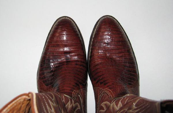 Nocona Lizard Skin Cowboy Boots Exotic Cowboy Boots Mens