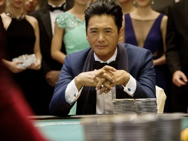From Vegas to Macau still - Chow Yun Fat