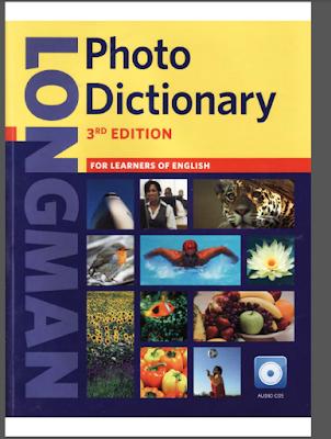 ရုပ္ျပအဘိဓာန္ Longman Picture Dictionary PDF