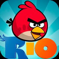 Logo Angry Birds RIO   ApKLoVeRz
