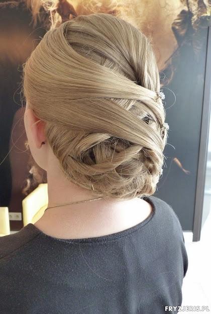 fryzura ślubna 41