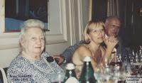 Anna Goossens 1896-1998, als honderdjarige gevierd