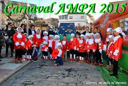 CARNAVAL AMPA 2015