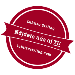 Lubitsa Styling. Nájdete nás aj TU. lubitsastyling.com