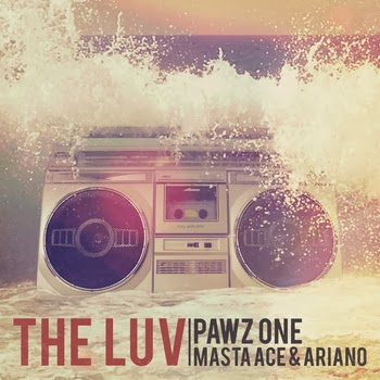 "Song: ""The Luv Remix"" Pawz One ft. Masta Ace and Ariano"
