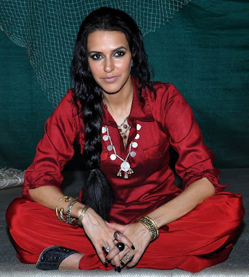 Neha Dhupia Wallpaper Julie New look