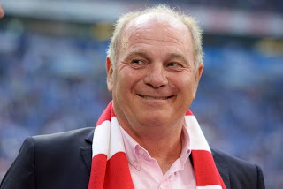 Uli Hoeneß; Photo by Kevin Voigt