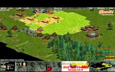 4 vs 4 | GameTV vs Bô Lão ( 4 Shang ) 22-04-2014