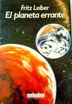 El planeta errante Fritz Leiber