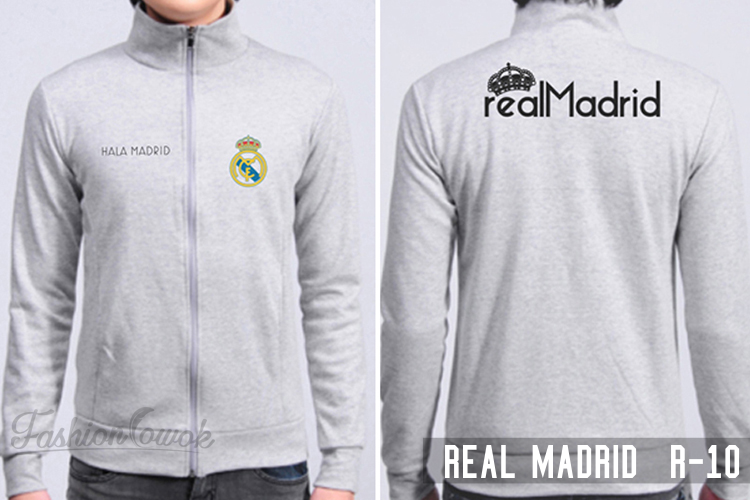 FASHION COWOK | Toko Jaket Online | Jaket Crows Zero | Jaket Korean Style | jual murah Real Madrid Soccer Club Jacket | Jaket National Geographic