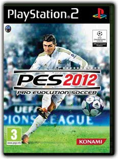Pro Evolution Soccer 2012 NTSC PS2 PT BR