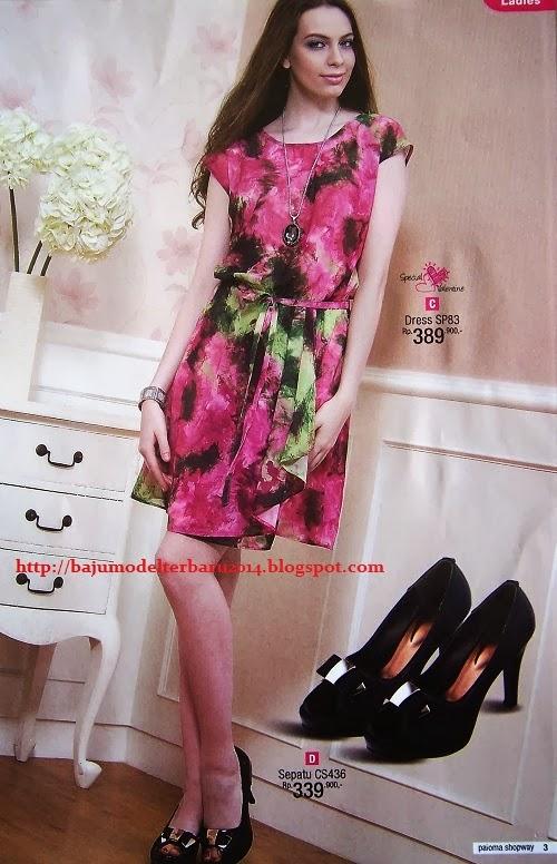 Baju Model Terbaru 2014 Di Katalog Paloma Edisi 28