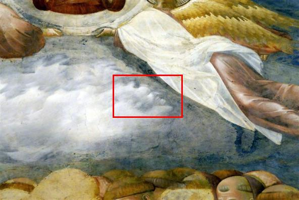 Hidden Images Within Paintings