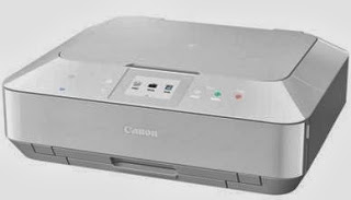Canon PIXMA MG6370 Printer Download Free Driver