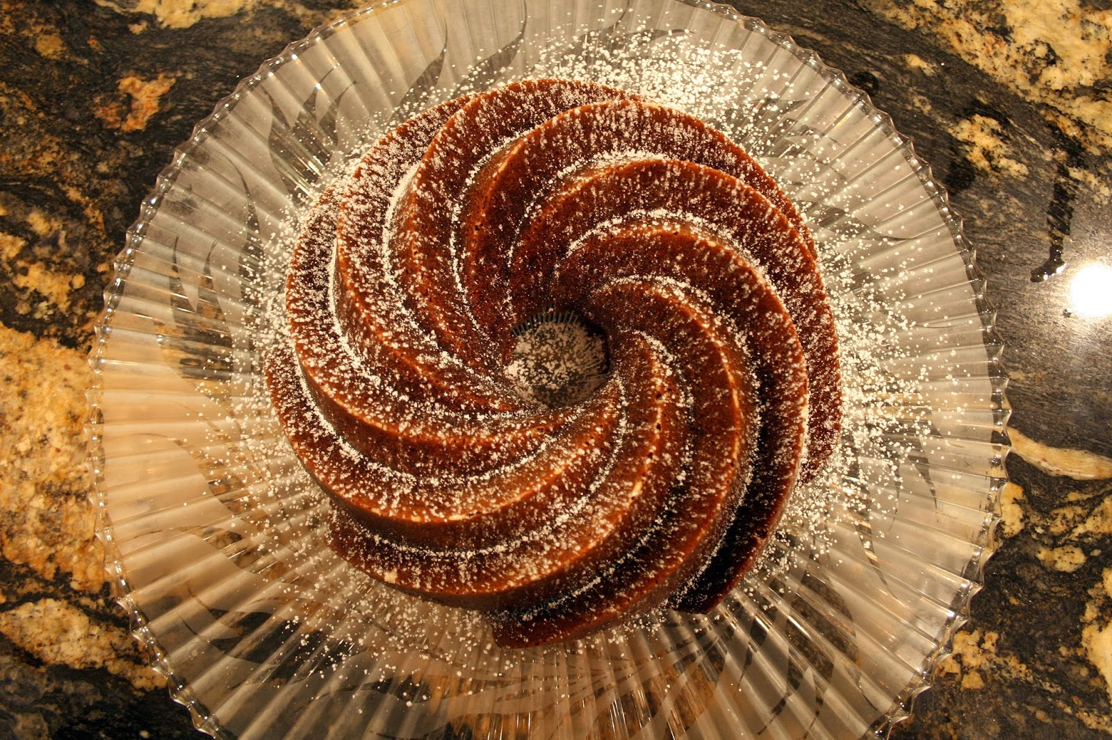 When Should I Take My Cake Out Of Bundt Pan