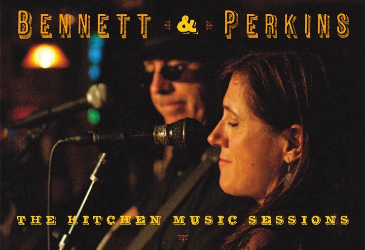 Bennett and Perkins - Harmonies and Guitars