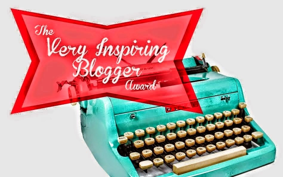 The very ispiring blogger award