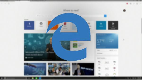 """كن أول مجرب للمتصفح الجديد """"Microsoft Edge"""" على حاسوبك !"""