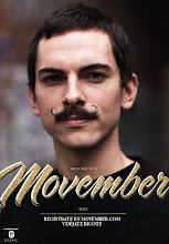 Movember - Por la salud del Hombre