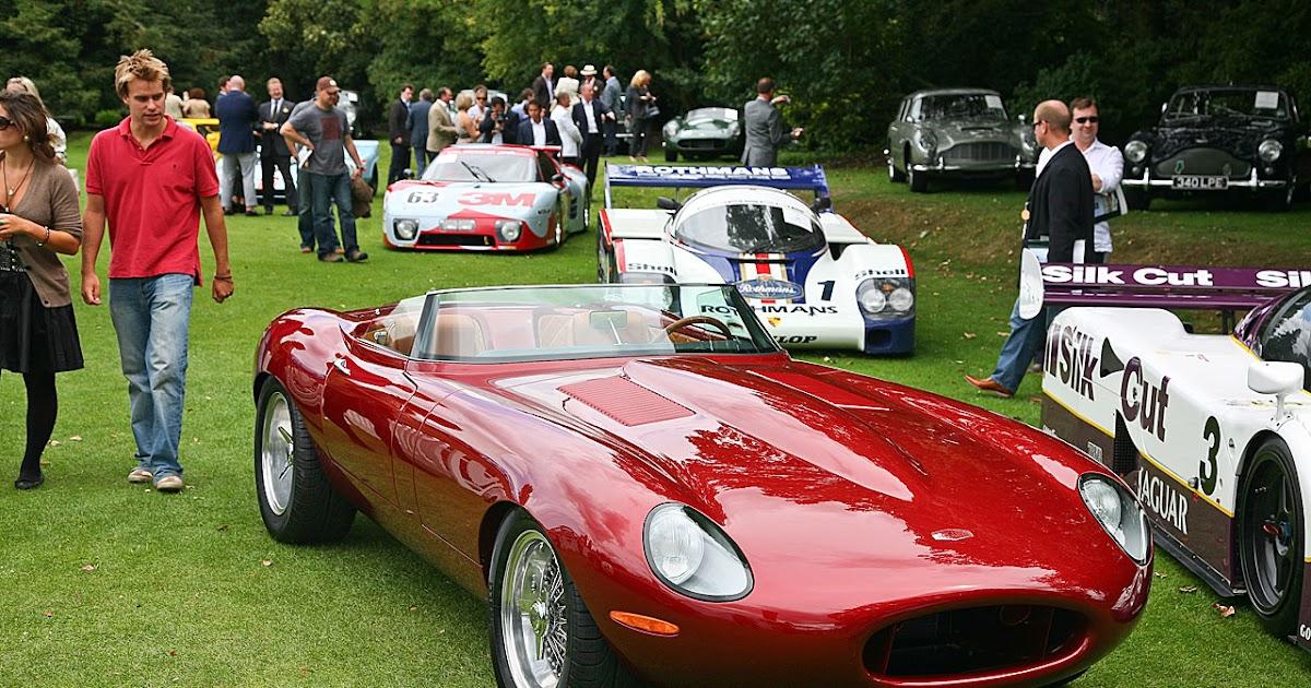 New Ford Cars >> CARS SCOOP & BIKES SCOOP: Eagle Jaguar E-Type Speedster