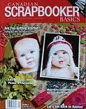 PUBLISHED IN CANADIAN SCRAPBOOKER BASICS