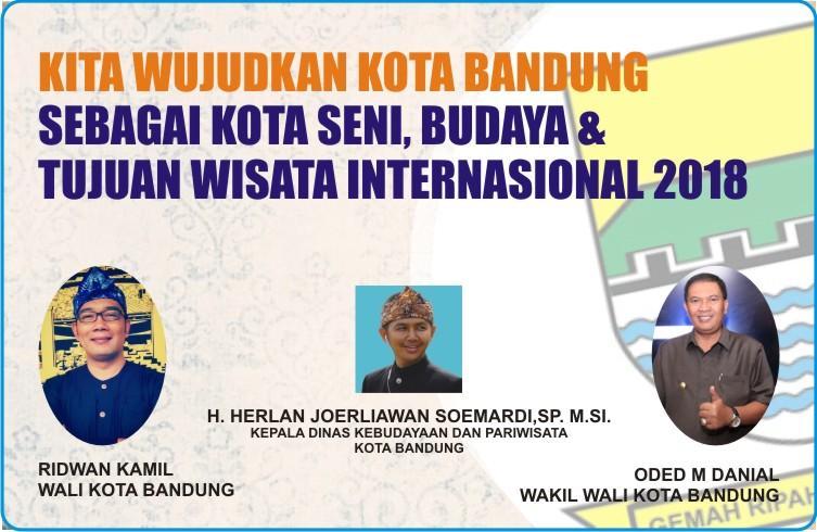 Bandung Kota Tujuan Wisata Internasional 2018