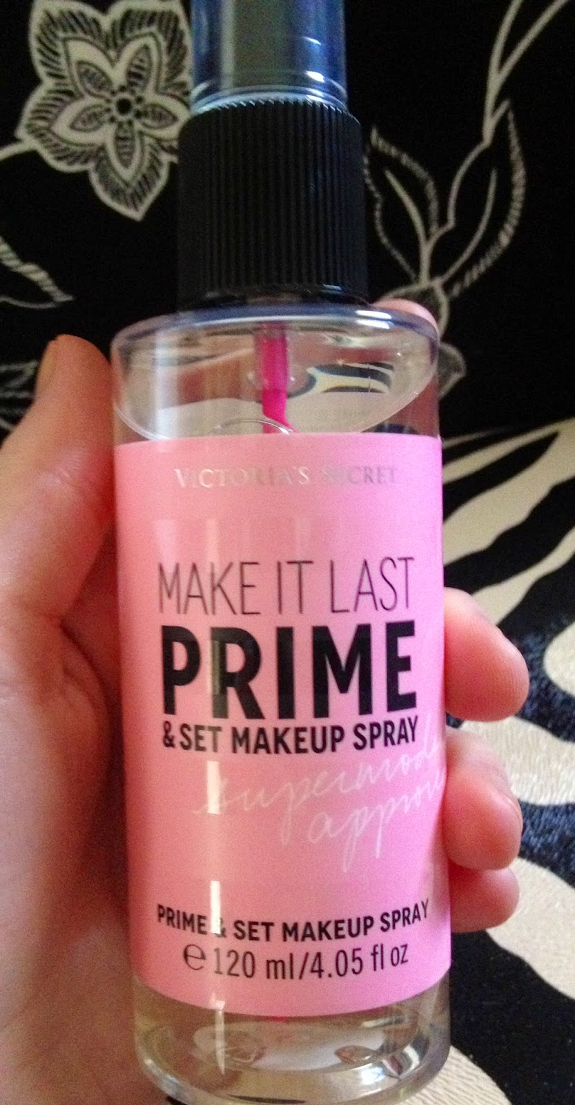 http://www.amazon.com/Victorias-Secret-Prime-Primer-Setting/dp/B00D0NL2U6/ref=sr_1_1?ie=UTF8&qid=1425699806&sr=8-1&keywords=victoria+secret+setting+spray