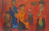 Triển lãm Mỹ thuật khu vực Đồng bằng Sông Hồng - Hải Phòng 2016