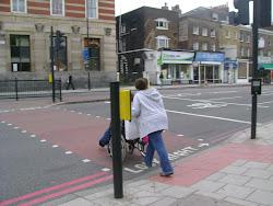 Servindo pessoas em Londres