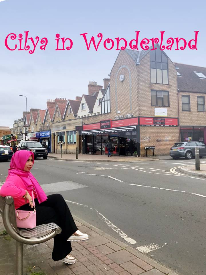 Cilya in Wonderland