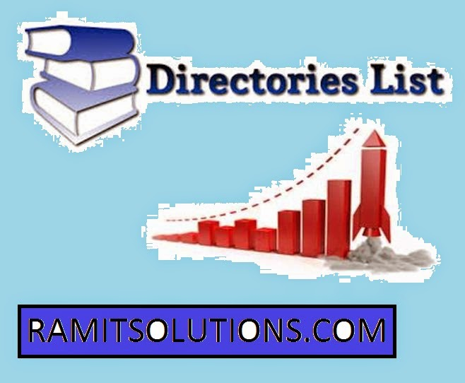 Directory Submissions sites