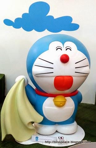 100 Doraemon Expo