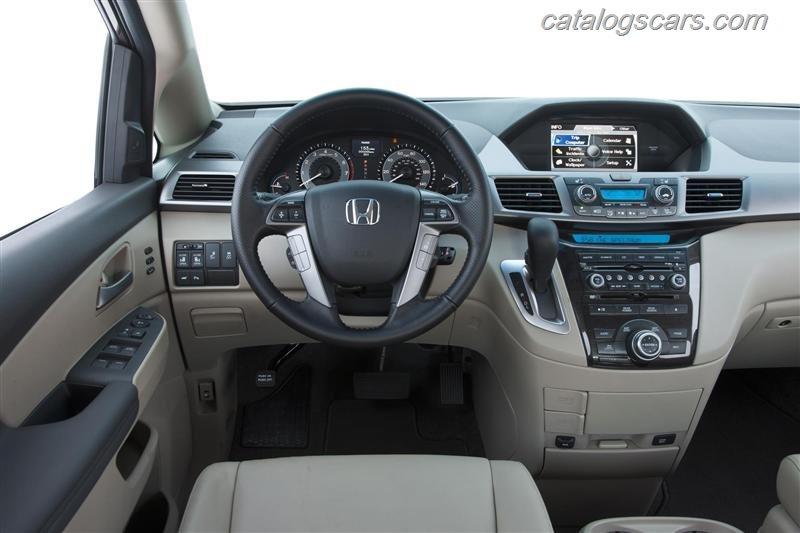 صور سيارة هوندا اوديسى 2013 - اجمل خلفيات صور عربية هوندا اوديسى 2013 -Honda Odyssey Photos Honda-Odyssey-2012-10.jpg