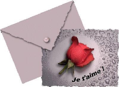Petit lettre d'amour 2