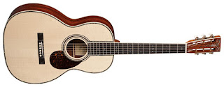 John Mayer Guitars - Martin 0045SC John Mayer Stagecoach Edition Acoustic Guitar