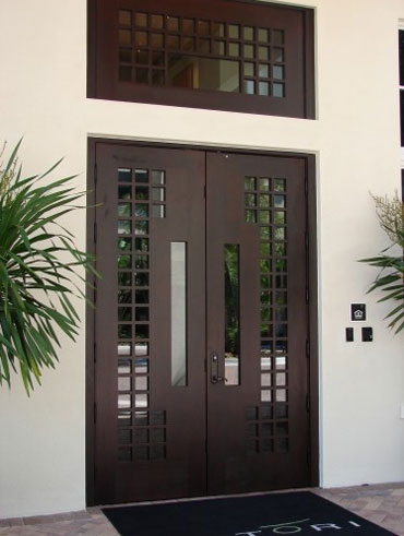Doors gallery luxurious with double entry doors for Modern exterior doors