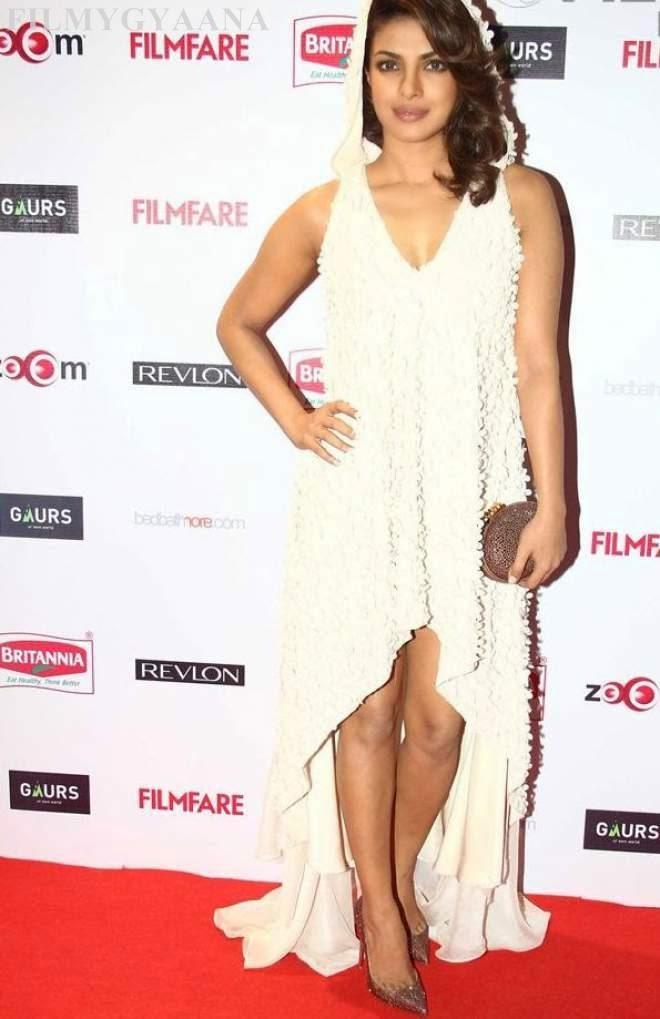 Priyanka Chopra at Filmfare Pre Awards Party Stills