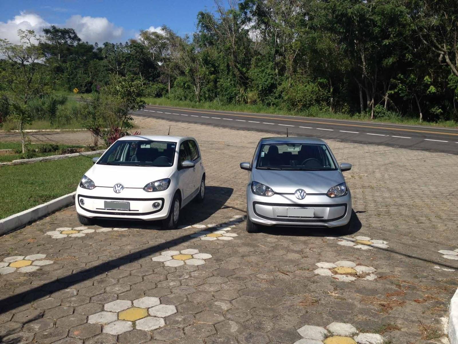 Volkswagen up!: Automático x Manual - qual o melhor?
