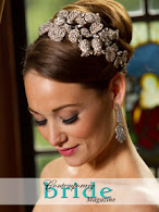 Contemporary Bride Magazine Shoot - Hair by Mandy