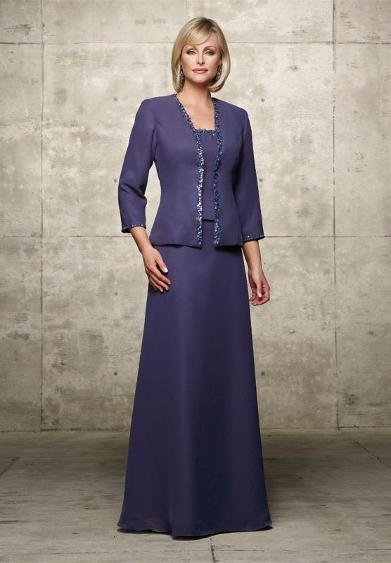 Mother of the groom dresses tea length