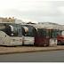 هكذاتتحول شوارع الجديدة إلى محطات لحافلات نقل المستخدمين وأخرى لشاحنات قابلة للانفجارفي أي لحظة.
