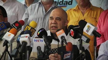 Jesús Torrealba: Movilización buscará la mayoría sin confrontación