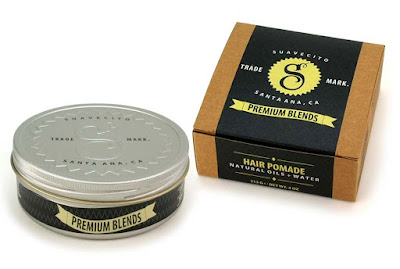 Suavecito Pomade Premium Blends 4 Oz.