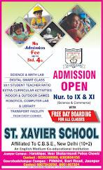 xt.xevier school