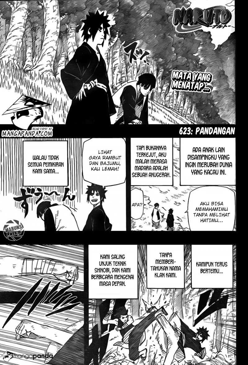 Komik manga 03 shounen manga naruto